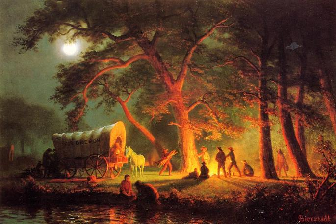 Bierstadt_Albert_Oregon_Trail
