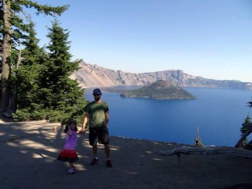 Crater Lake. Heather Cushman
