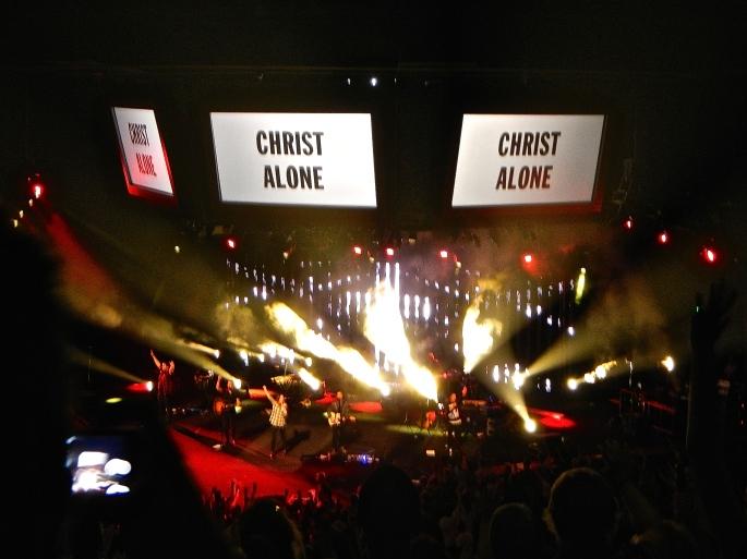 Hillsong. In Christ Alone