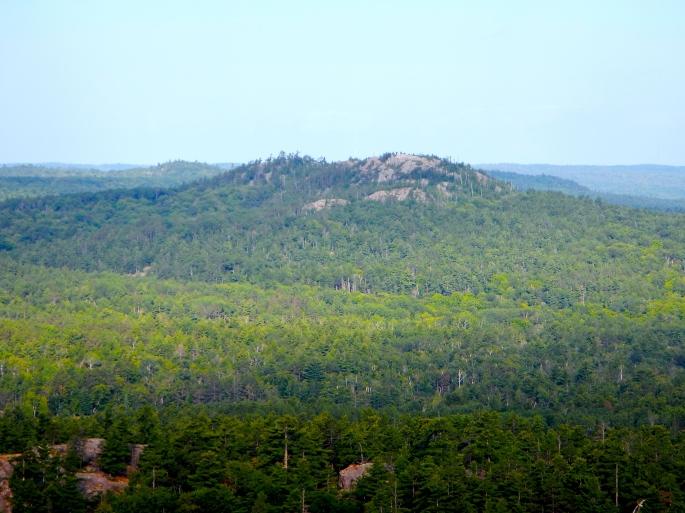 Hogback Mt.