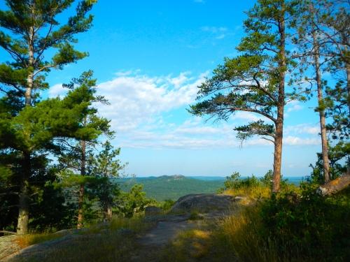Hogsback Mt. from Sugar Loaf