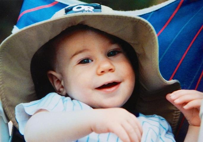 Joel as Baby