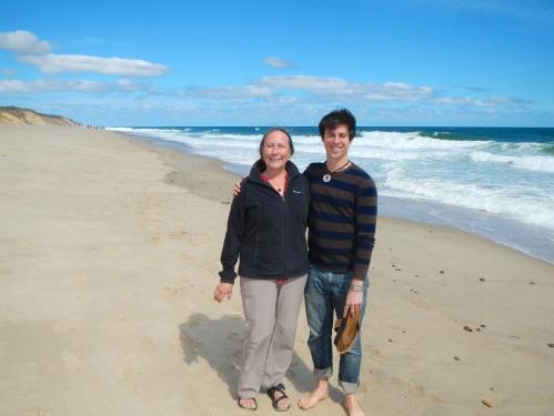 Kathi and Joel at Cape Cod