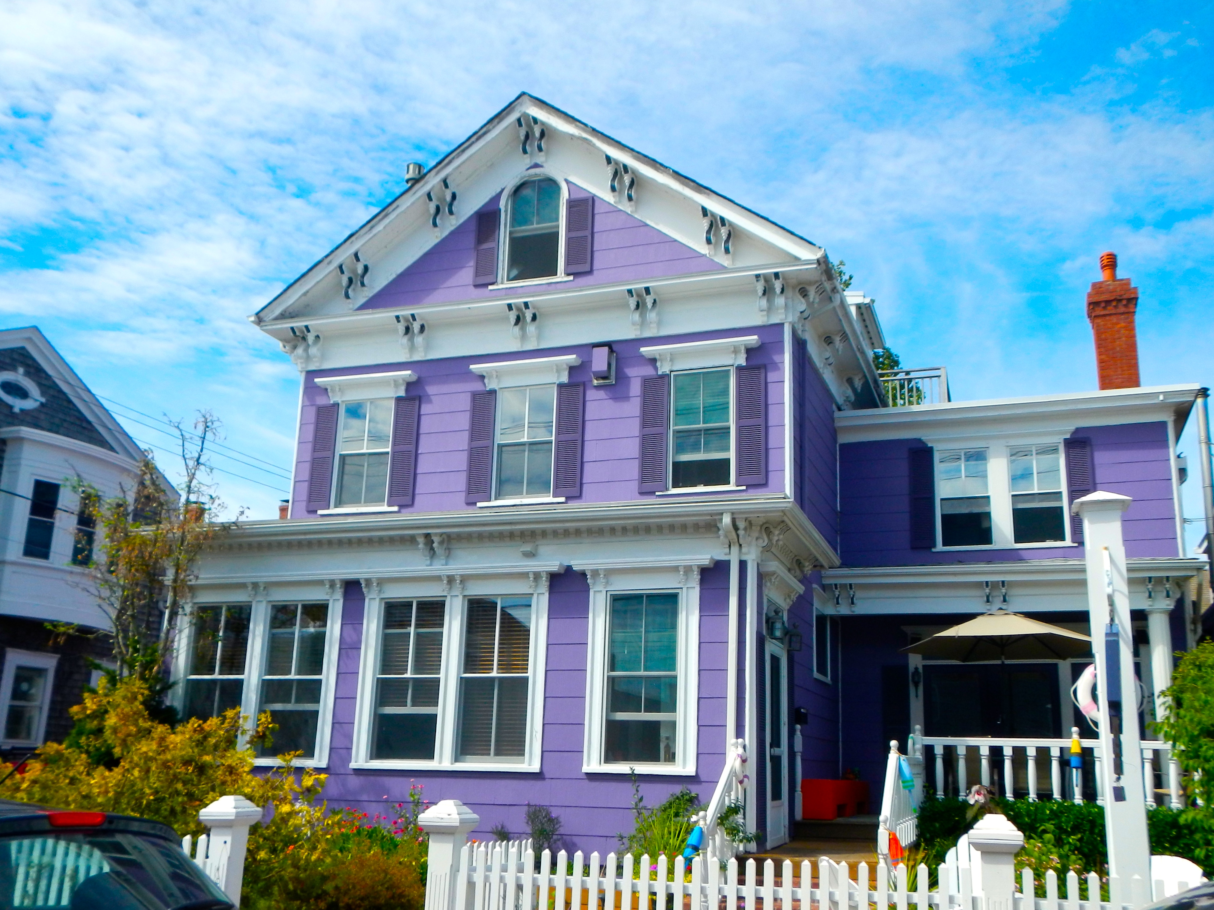 Lilac House in Provincetown