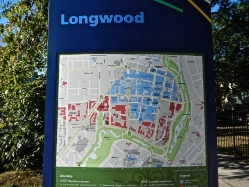Longwood Medical Area