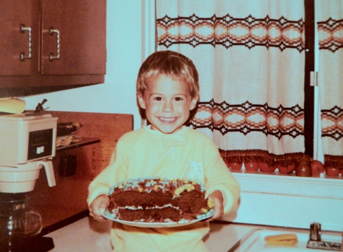 MIke's 4th Birthday