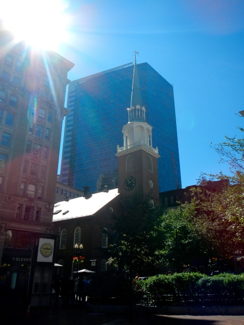 Old South Meeting House
