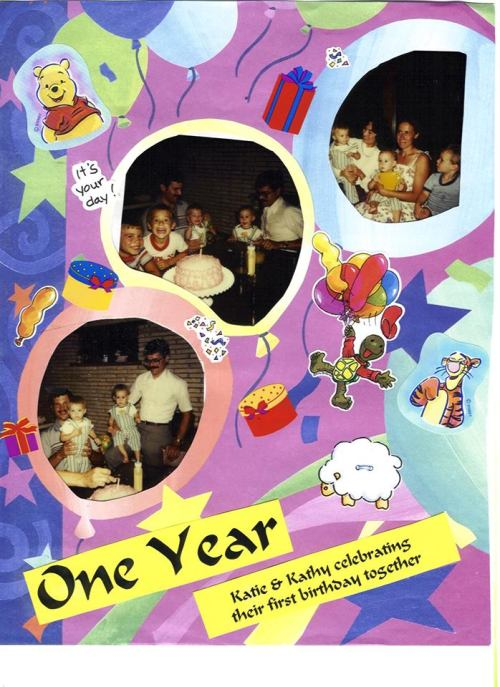 One Year Old Party