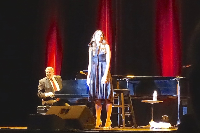 Sutton Foster in Concert