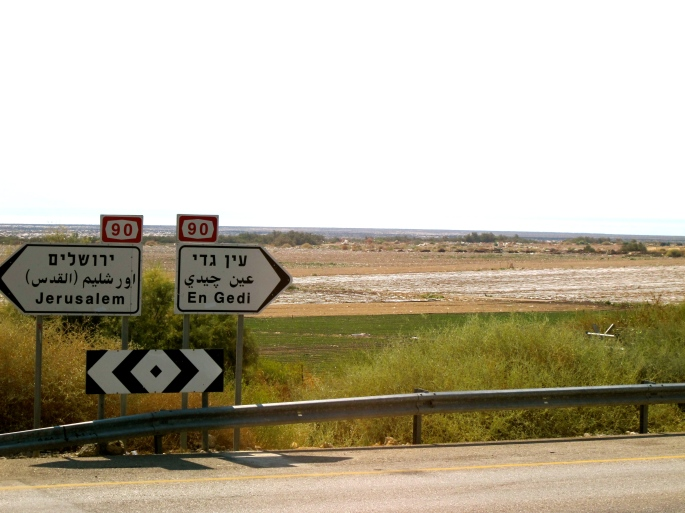 The Road to Engedi