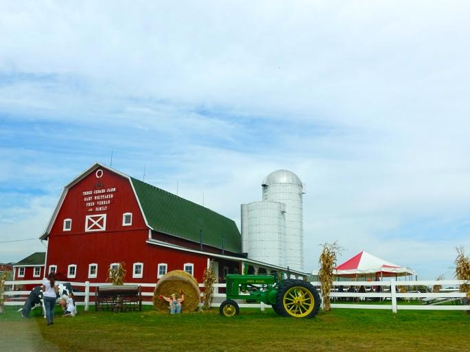 Three Cedars Farm