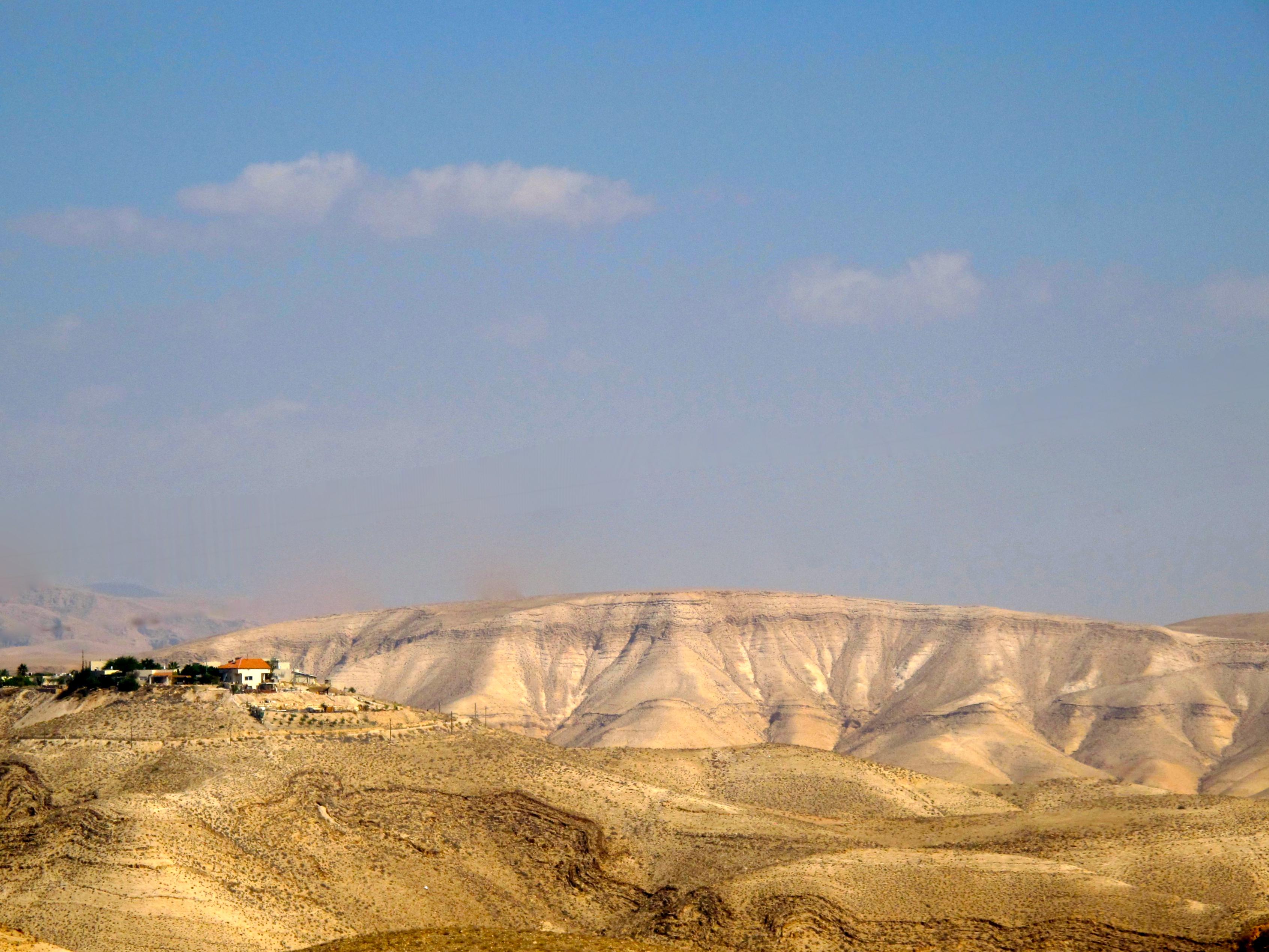 Wilderness of Israel