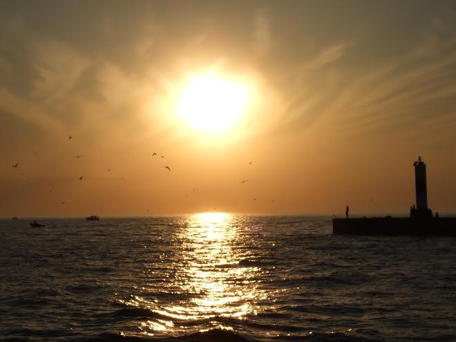 Grand Haven Fishing Pier