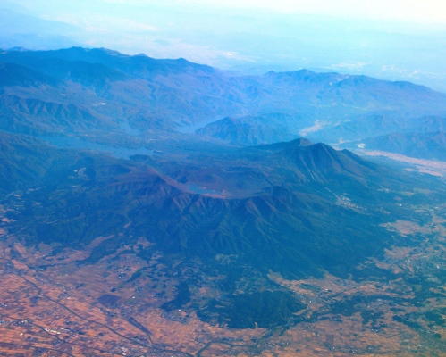 Mt. Crater. Japan copy