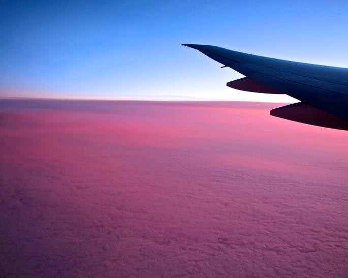 Sunrise over Canada copy
