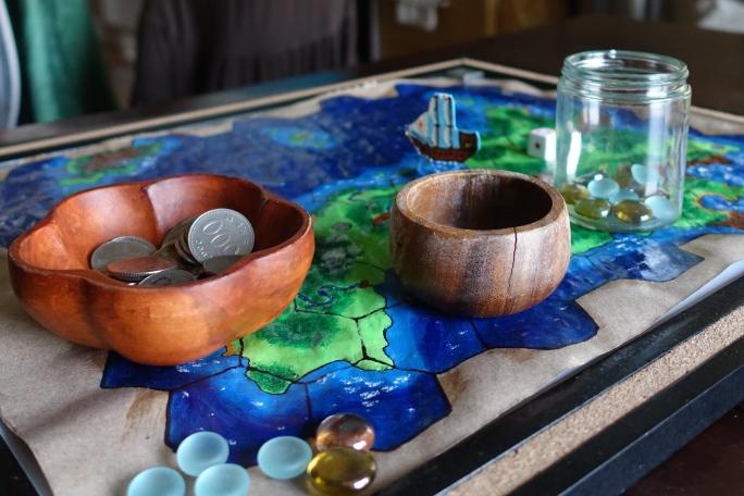 Treasure in Game