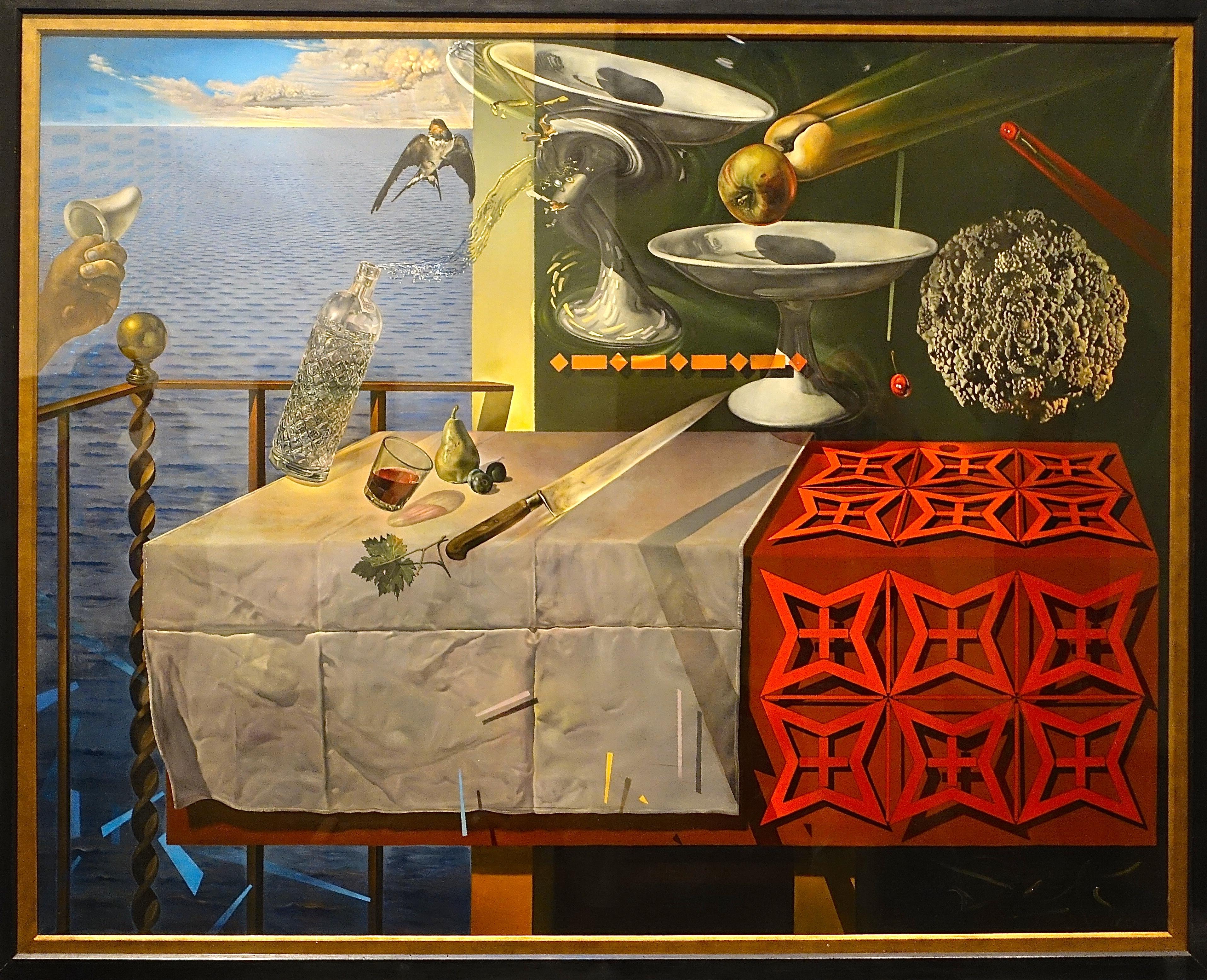Dalí painting