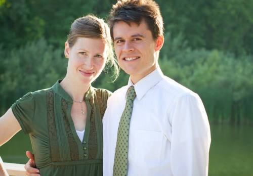 Dan and Brianna 8.14