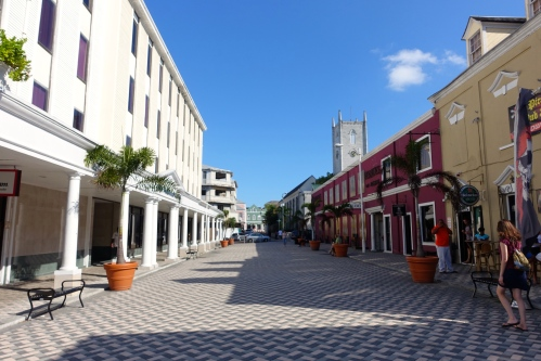 Downtown Nassau
