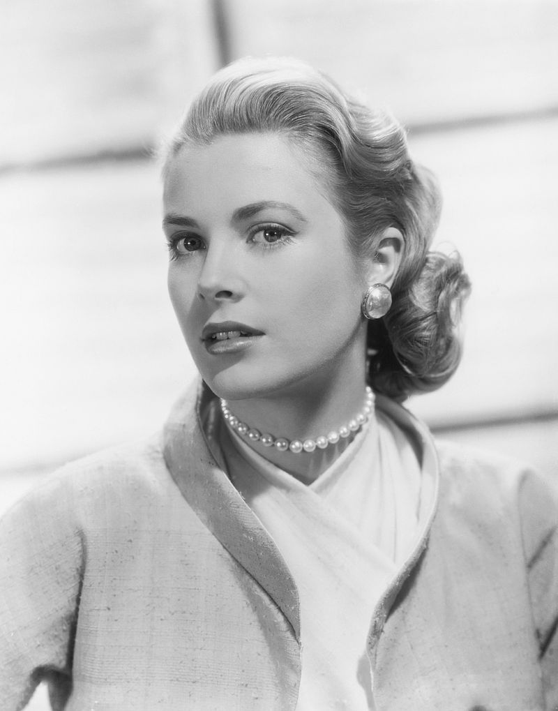 Grace Kelly  Prince Ra...