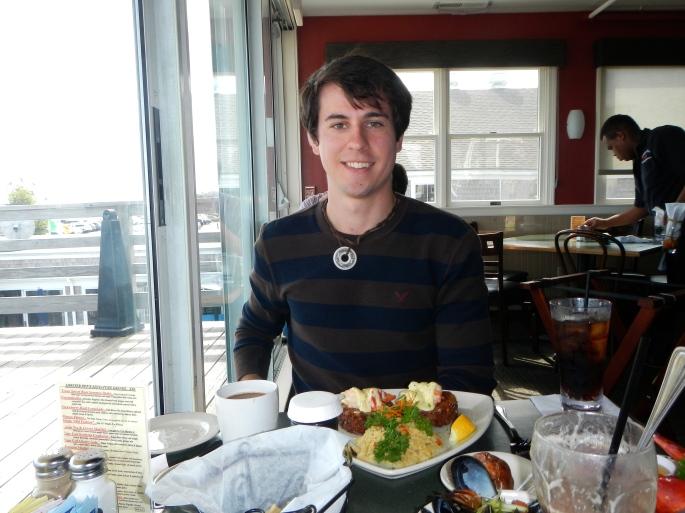 Joel in Cape Cod