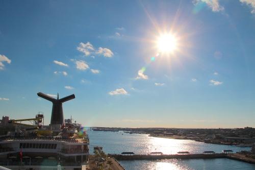 Nassau from Norwegian Sky