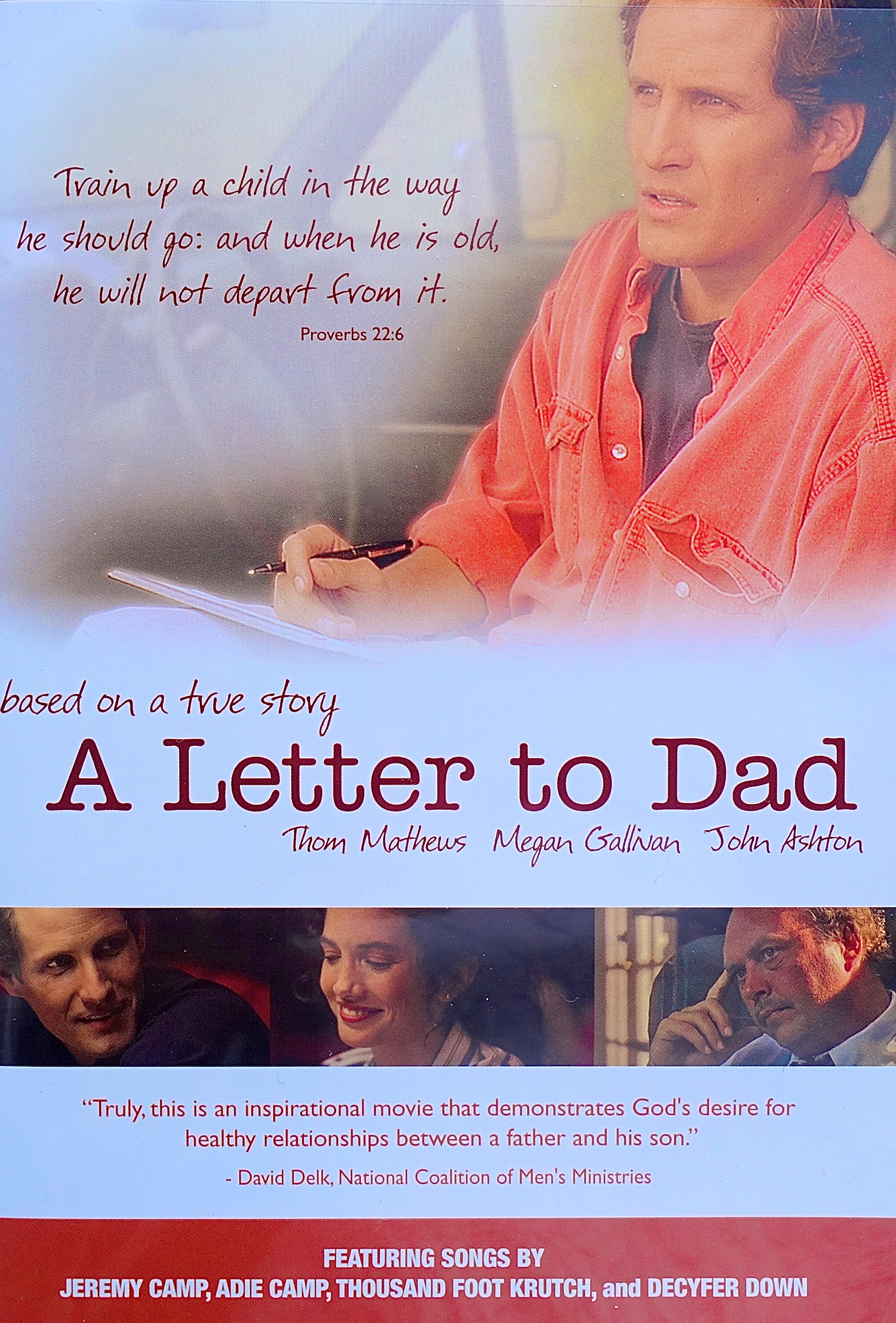Have You Written Or Seen A Letter To Dad  Summer Setting