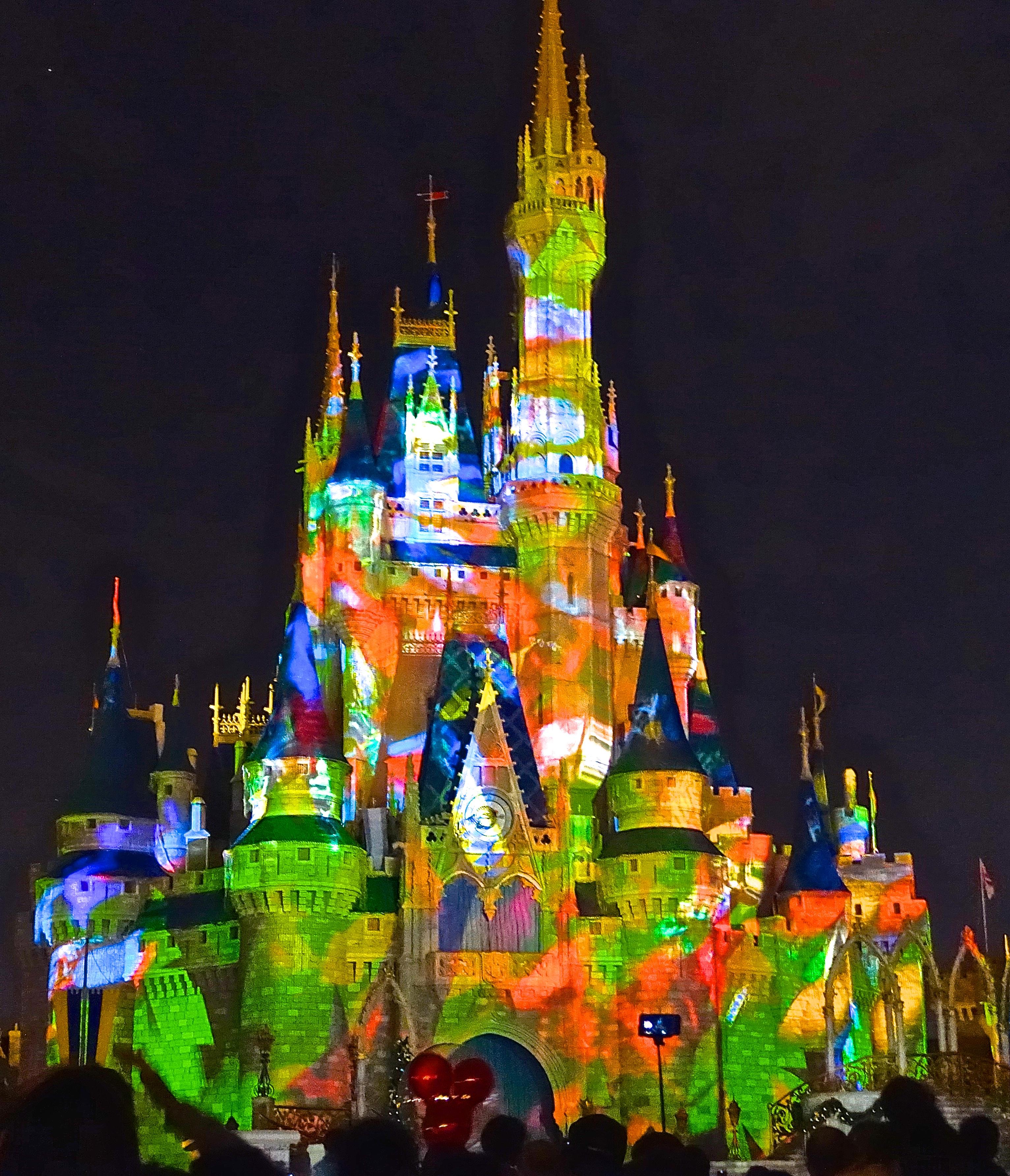 Disney's Magic Kingdom; Disney Wishes; The Magic Kingdom