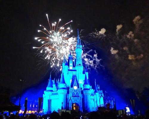 Disney World Illuminations