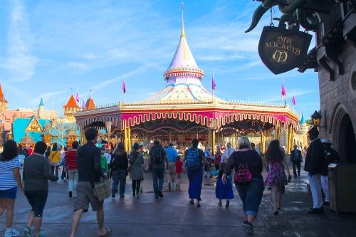 Disney's Carousel