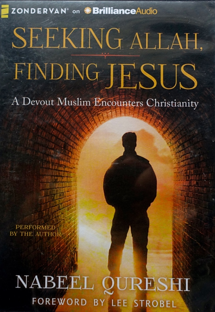 Seeking Allah. Finding Jesus