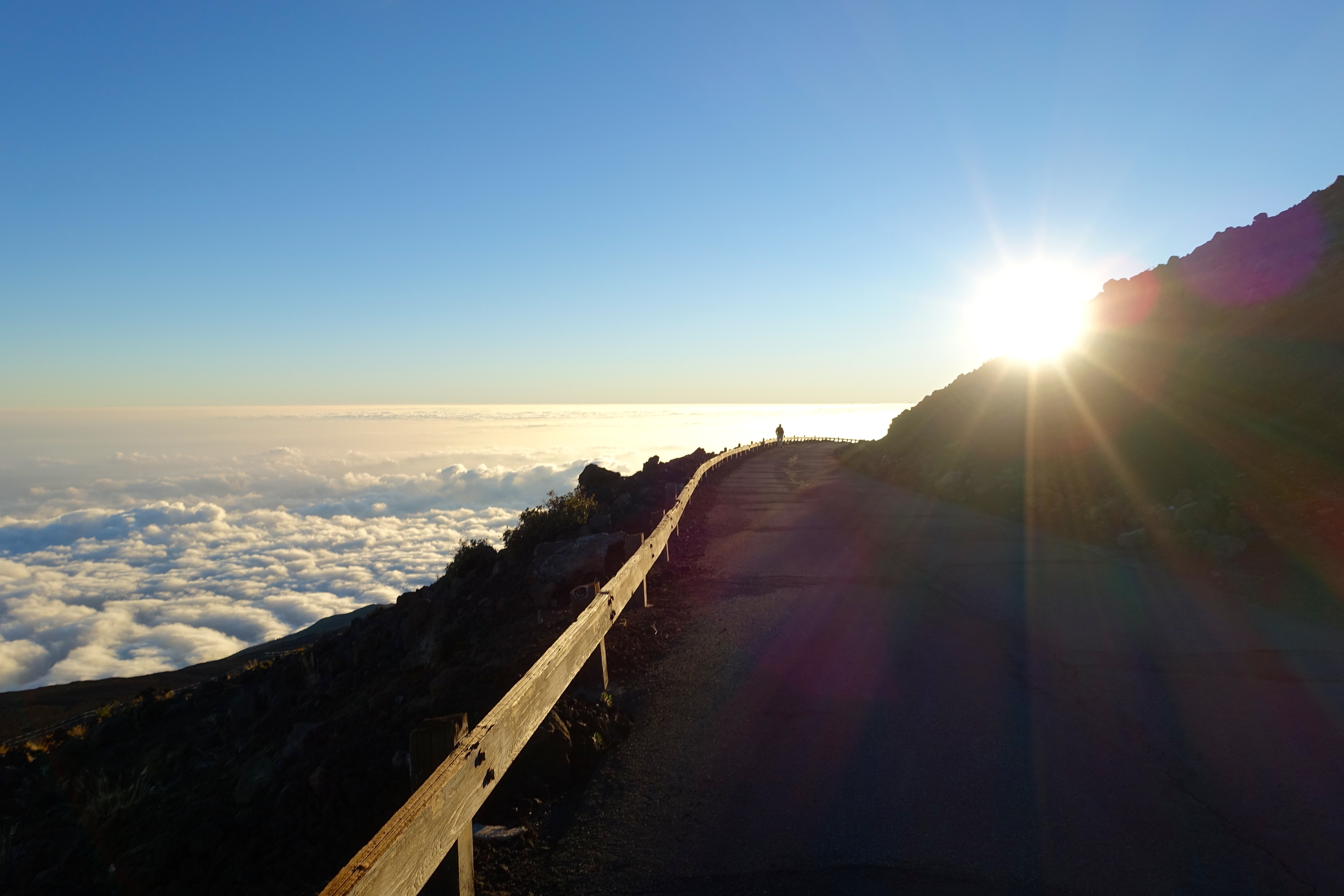 Skyline Ridge Road, Haleakala, HI