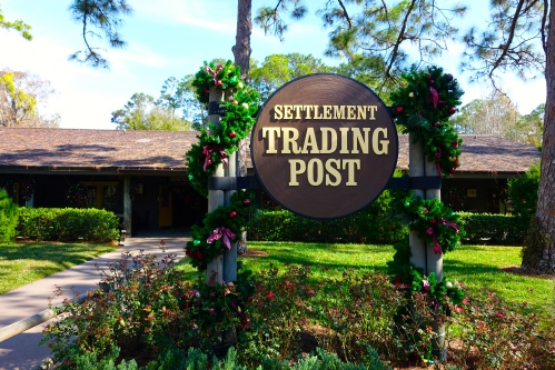 Trading Post at Fort Wilderness