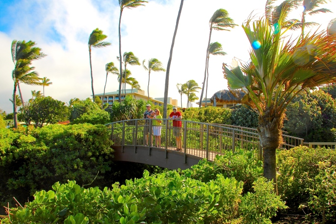 Boardwalk at Wailea
