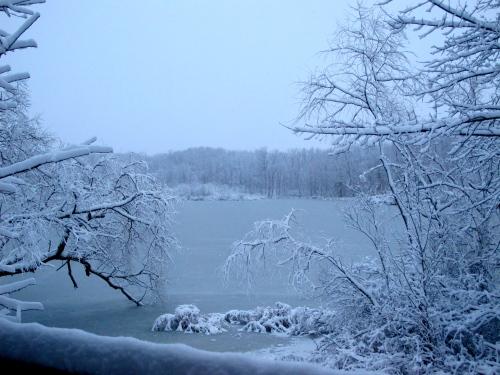 Deep snows