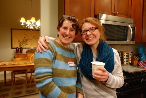 Frances and Sarah