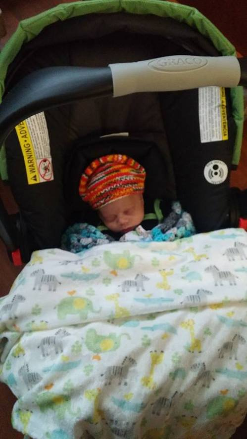 Home-going for a preemie