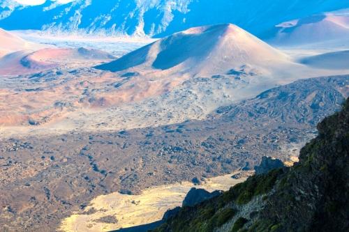 Valley of Mt. Haleakala