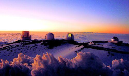 Wiki Observatories on Mauna Loa
