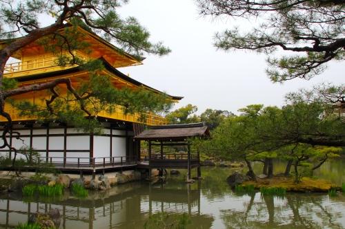 Kinkaku-ji (金閣寺  1