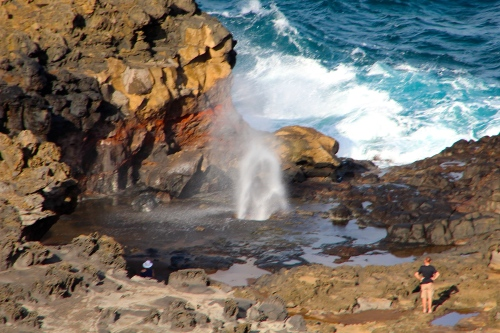 Nakalele Blow Hole  6