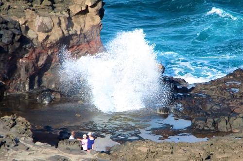 Nakalele Blow Hole 8