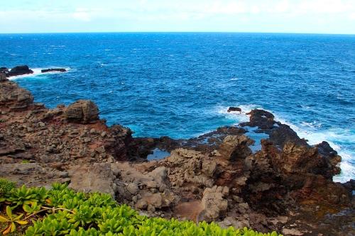 Olivine Pools. Maui 3