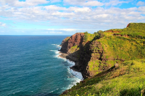 Rugged Maui NW Coast
