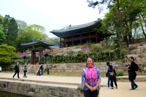 Secret Garden of Changdeokgung Palace 1