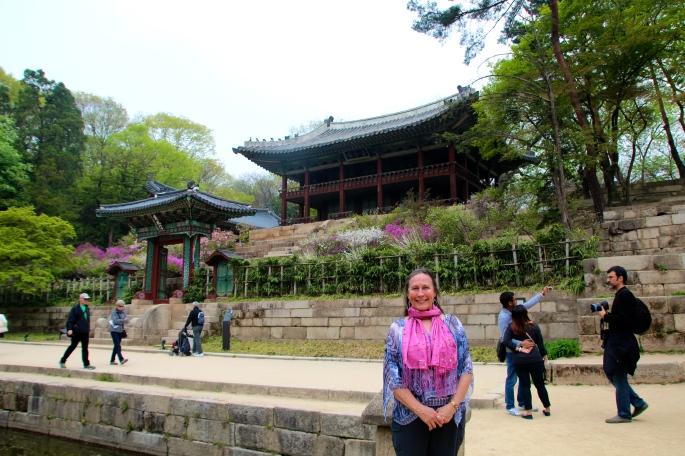 Secret Garden of Changdeokgung Palace 1