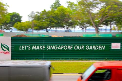 Singapore. Our Garden