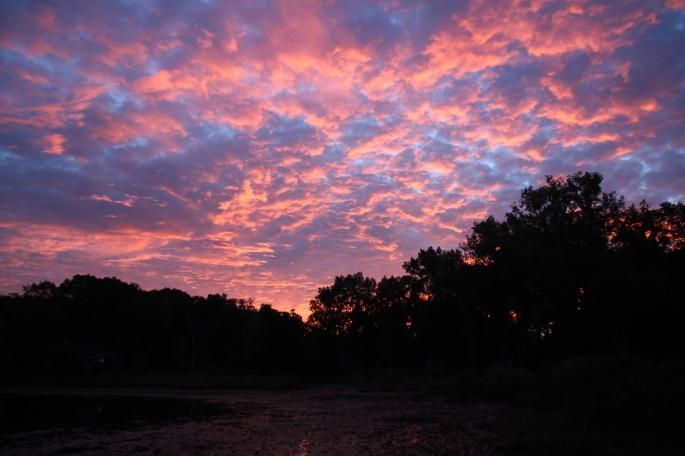 Sunrise. 9.19.13jpg