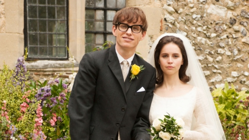 The Theory of Everything marriage