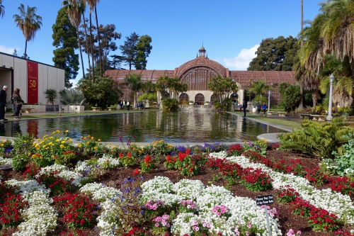 Balboa Park Botanic Building